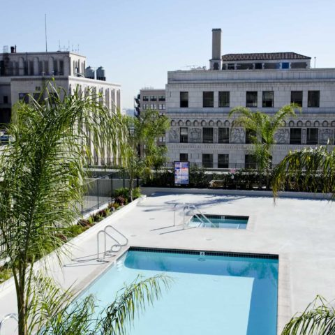 The Metropolitan Rooftop Pool