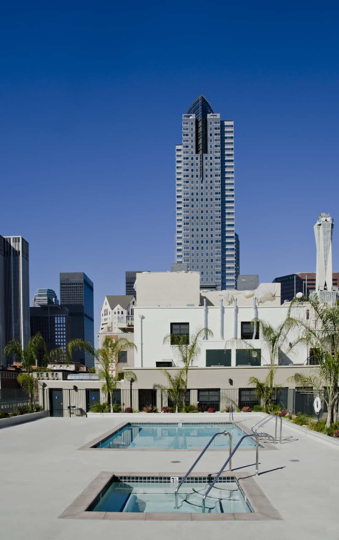The Metropolitan Downtown Los Angeles Ca Apartment Lofts